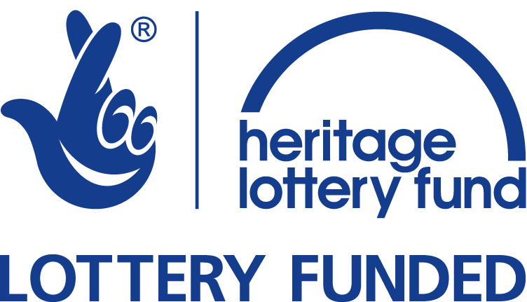 heritage lottery fund logo blue