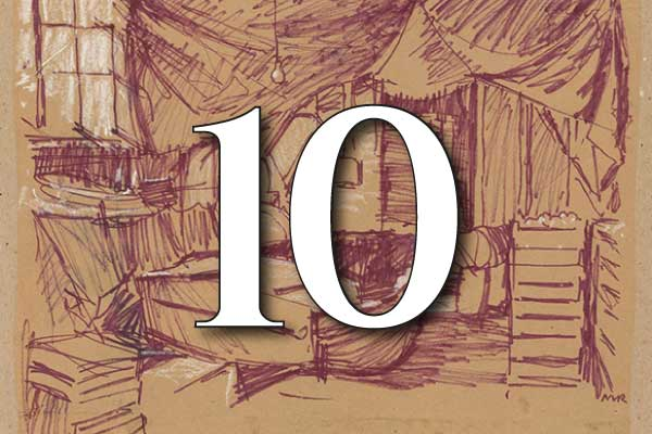 Much Hadham Museum Advent Calendar 2020 - 10