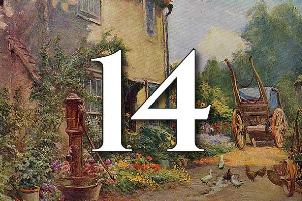Much Hadham Museum Advent Calendar 2020 - 14