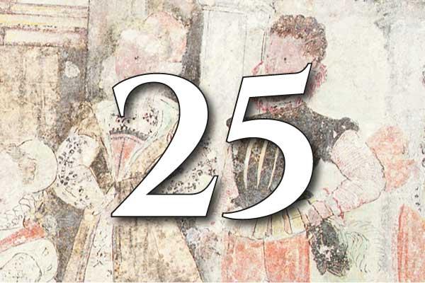 Much Hadham Museum Advent Calendar 2020 - 25