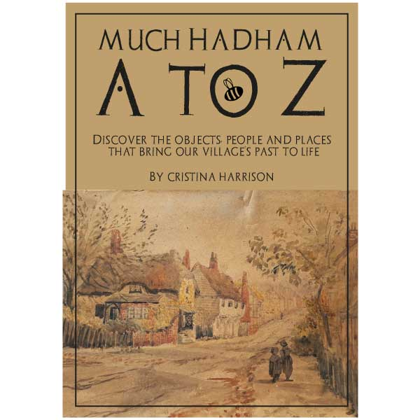 Much Hadham A to Z e-book square