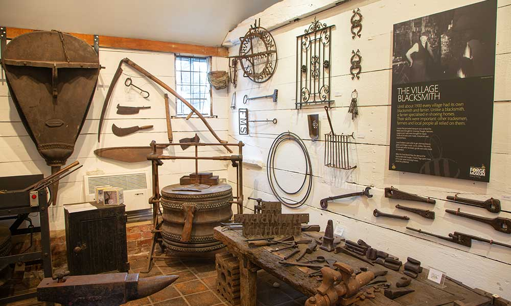 Much Hadham Forge Museum - Visit Us