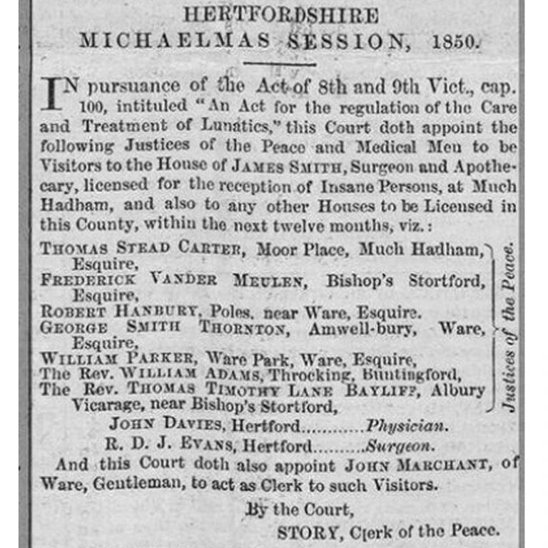 hertfordshire newspaper